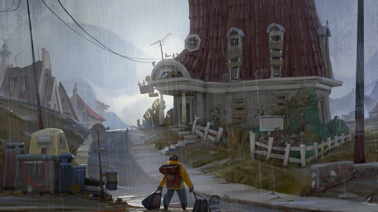 Old Man's Journey screenshot-4