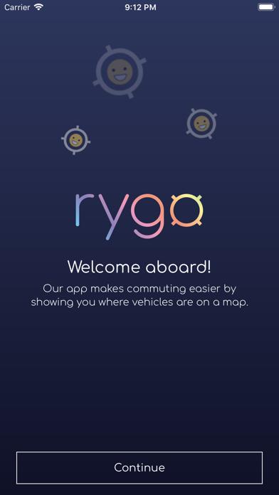 RYGO screenshot one