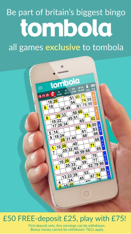 tombola bingo screenshot-0