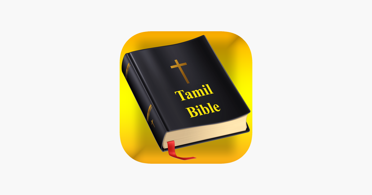 Holy Tamil Bible on the App Store