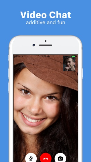 kostenlose Webcam Chat iPhone