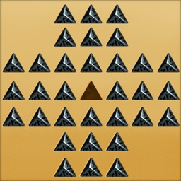 Sphinx Solitaire – Pyramid Peg