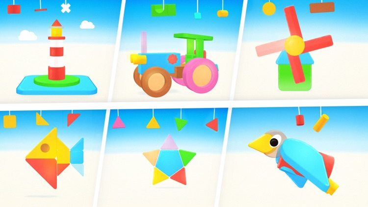Puzzle Shapes: Toddlers & Kids screenshot-6