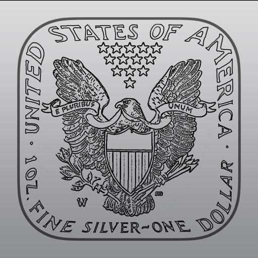 Silver - Live Badge Price