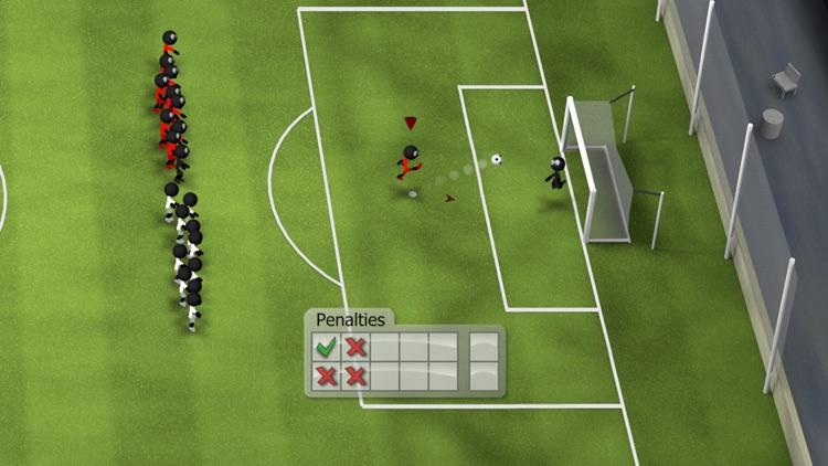 Stickman Soccer 2014 screenshot-3