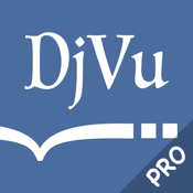 DjVu Book Reader icon