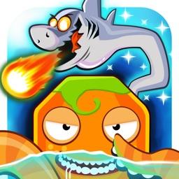 Tower Defense - Mutant Octopus
