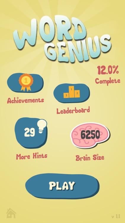 Word Genius: Hidden Words screenshot-4