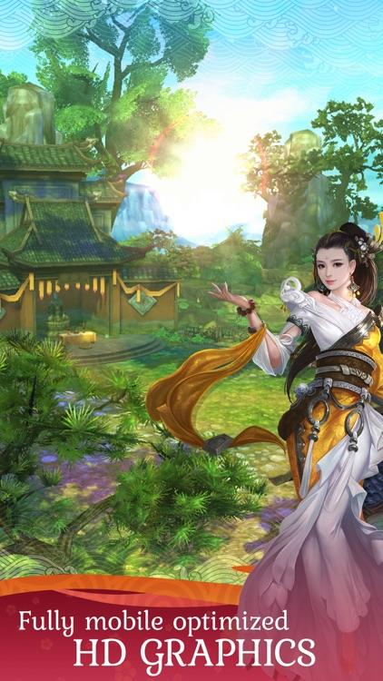 Jade Dynasty Mobile screenshot-3