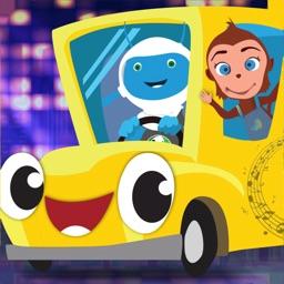 Kids Songs - Wheels on the Bus
