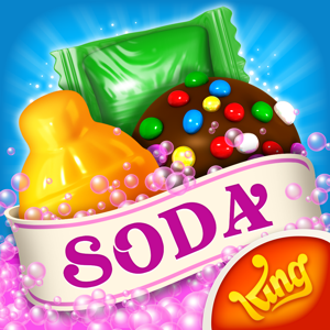 Candy Crush Soda Saga app