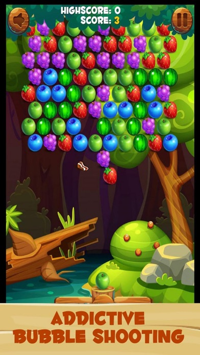 Funny Bubble Garden 2 screenshot 2