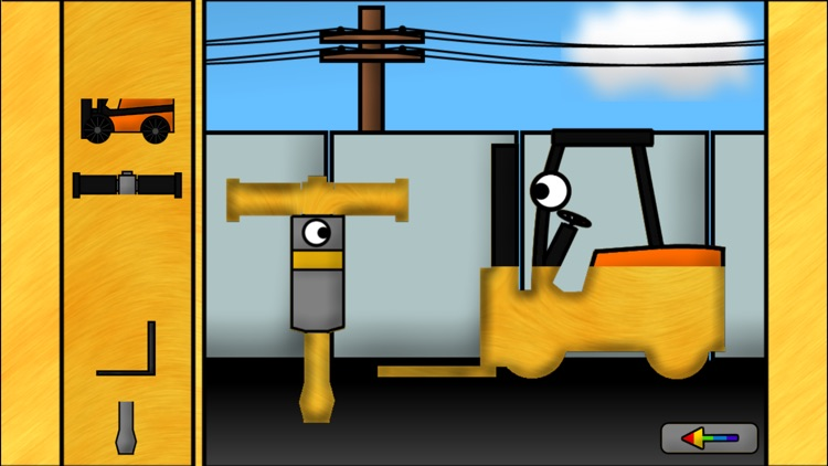 Kids Trucks: Puzzles screenshot-3
