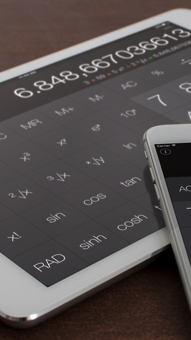 Screenshot #5 for Calculator iRocks