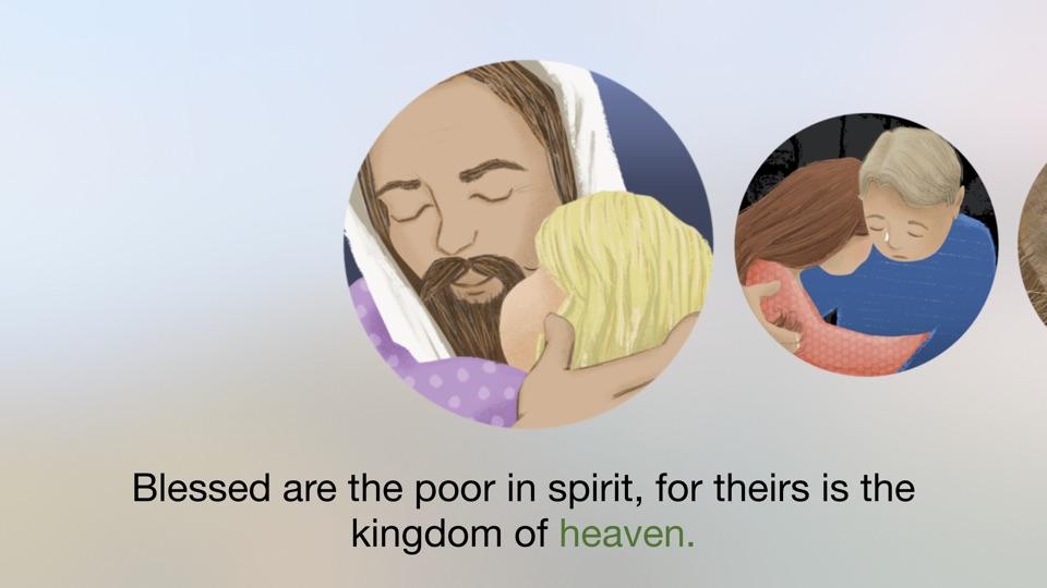 Screenshot #3 for Bible Memory Kids - TV