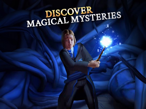 Harry Potter: Hogwarts Mystery-ipad-3