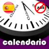 Calendario España 2019 NoAds