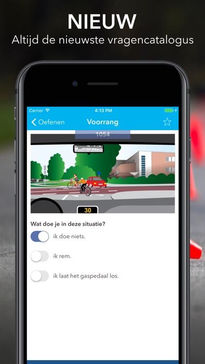 Rijbewijs CBR Nederland screenshot-3