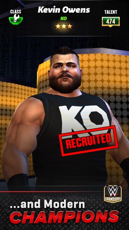 WWE Champions - Action RPG screenshot-4