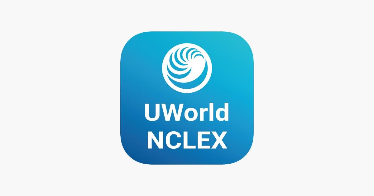 UWorld NCLEX App Store'da
