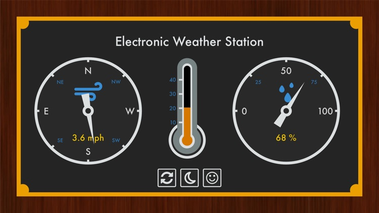Electronic Weather Station