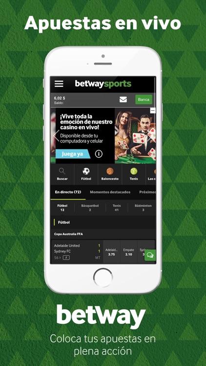 Betway Apuestas Deportivas