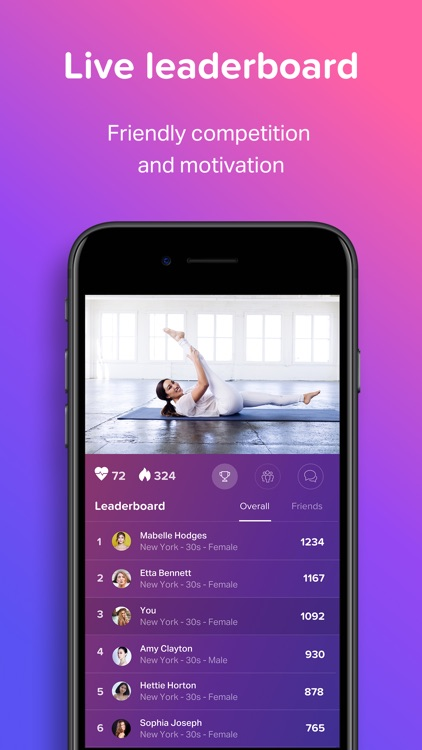 FitOn: Social Fitness Workouts screenshot-4