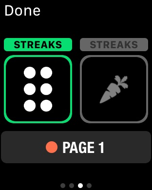 Streaks Screenshot