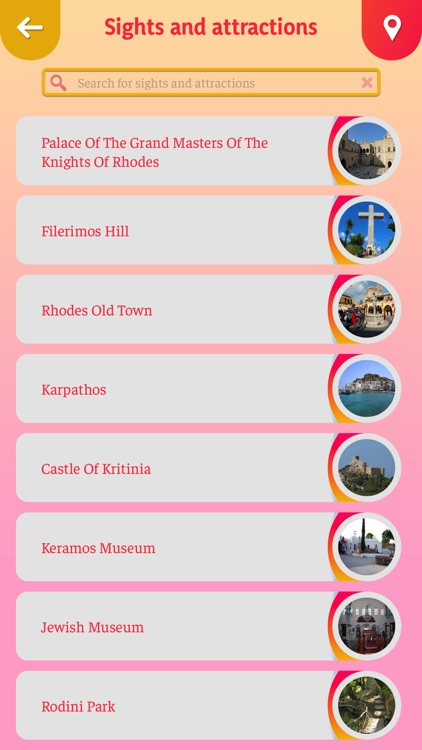 Rhodes island Travel Guide screenshot-3
