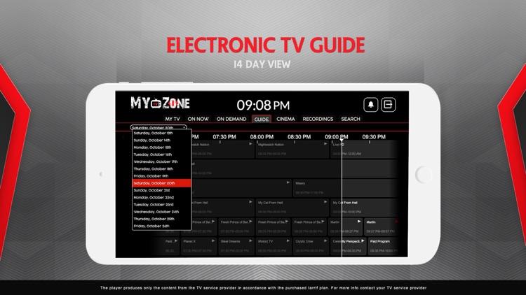 MyTV.Zone screenshot-3