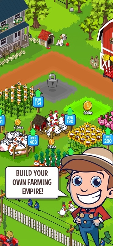 Idle Farming Empire - Online Game Hack and Cheat | Gehack com