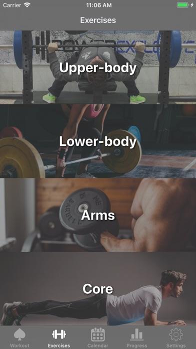 Ace Workout Screenshots