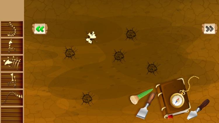 Puzzle Game : Dinosaur Kids! screenshot-3
