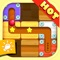 Drive the Ball - slide puzzle is a simple addictive unblock puzzle game, keep you playing it