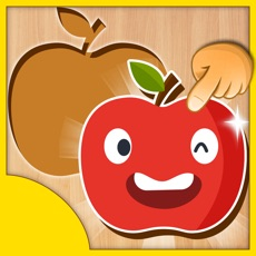 Activities of Food Learning Puzzle Activity