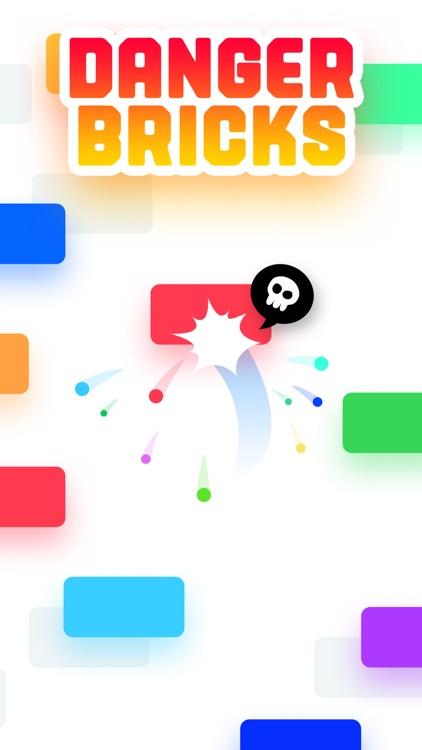 Danger Bricks: Risky Ballz Fun screenshot-3