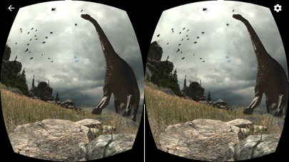 Survival Dino: Virtual Reality screenshot 1