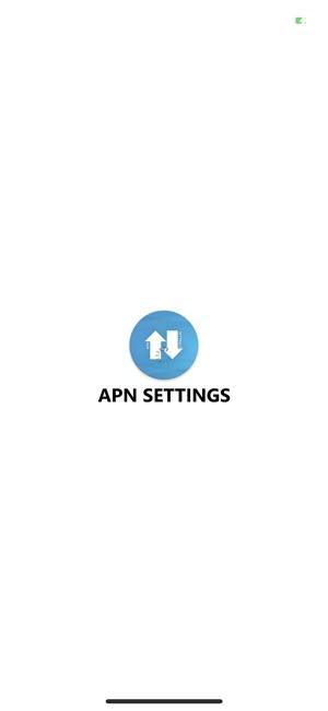 APN Settings on the App Store