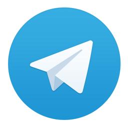 Ícone do app Telegram Messenger