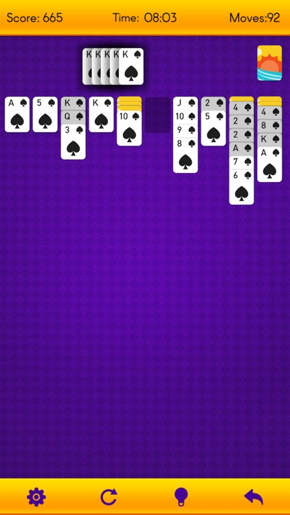 Spider Solitaire - Classic Spider Card Game