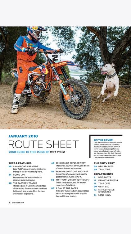 Dirt Rider Mag