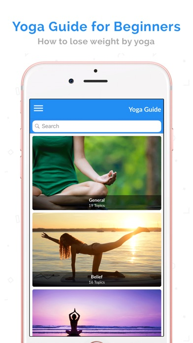 Yoga for Beginners by Video Screenshot