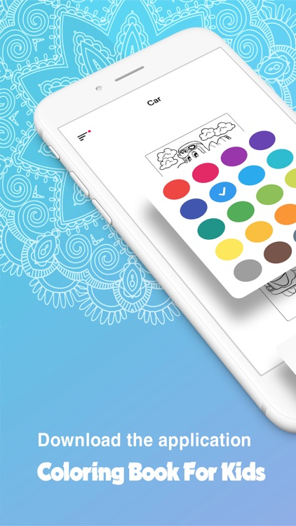 Coloring Book For Kids 2018