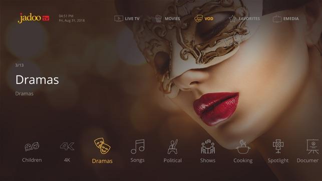 JadooTV on the App Store