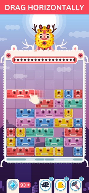 Slidey: Block Puzzle Screenshot