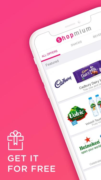 Shopmium: save money every day screenshot-0