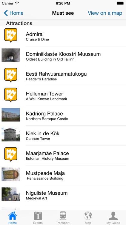 Tallinn Travel Guide Offline screenshot-3