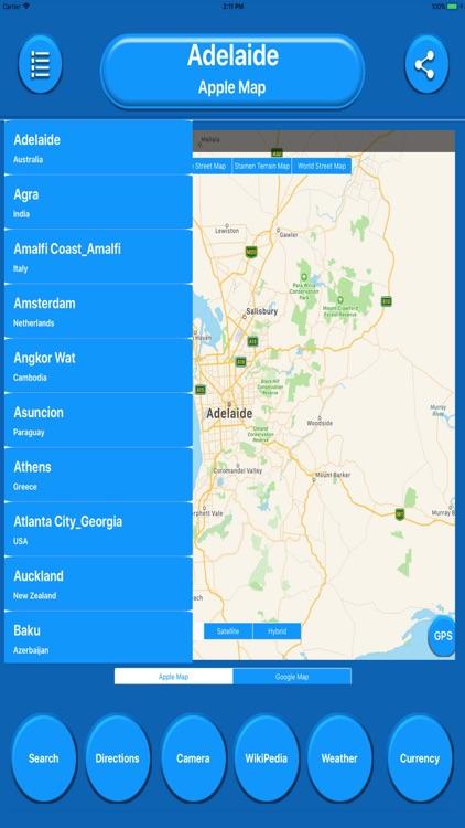 Go Around Best Places of World screenshot-3