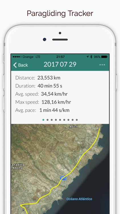 Paragliding Tracker screenshot-0
