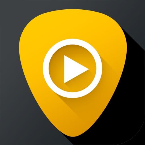 Tab Pro Multitrack Guitar Tabs application logo